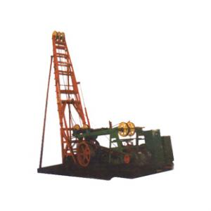 CJF-15型冲击反循环工程钻机