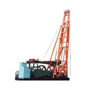 cjj-15冲击反循环工程钻机