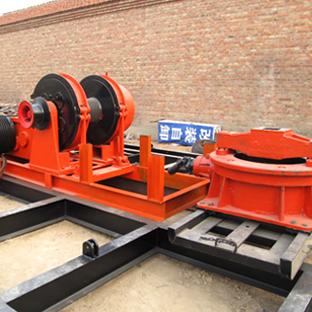 600型钻井机